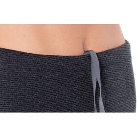 Icebreaker Affinity Skirt Damen jet heather-black